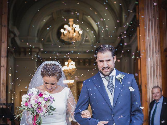La boda de Carlos y Helena en Málaga, Málaga 31