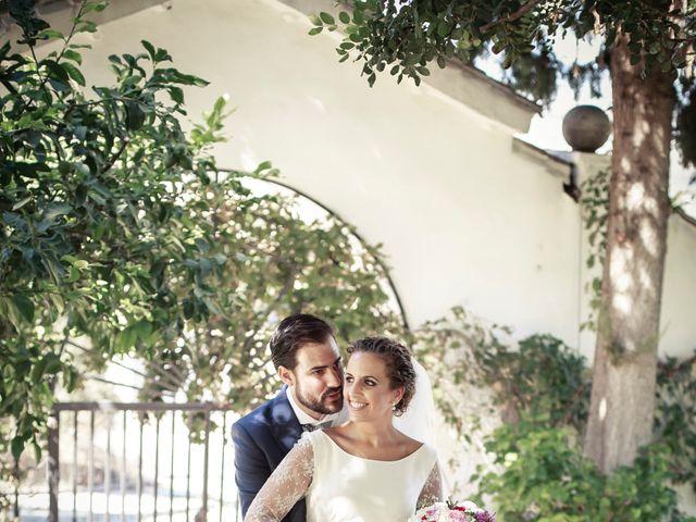 La boda de Carlos y Helena en Málaga, Málaga 1