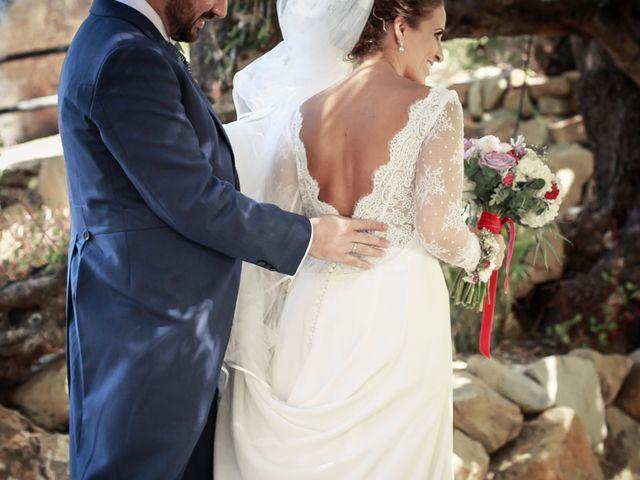 La boda de Carlos y Helena en Málaga, Málaga 35