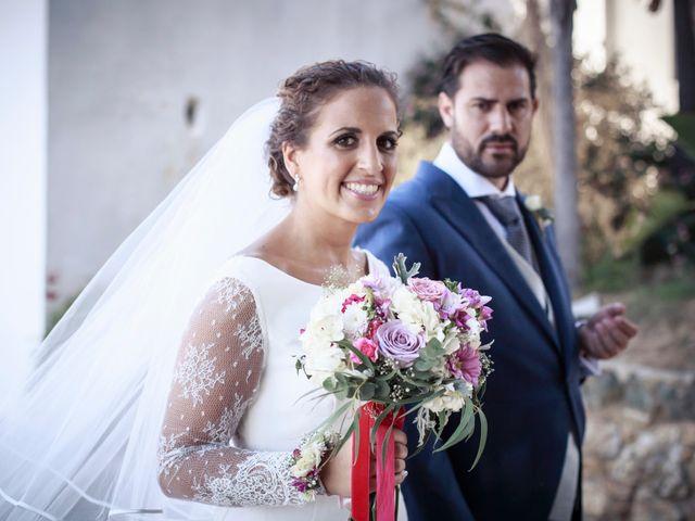 La boda de Carlos y Helena en Málaga, Málaga 43