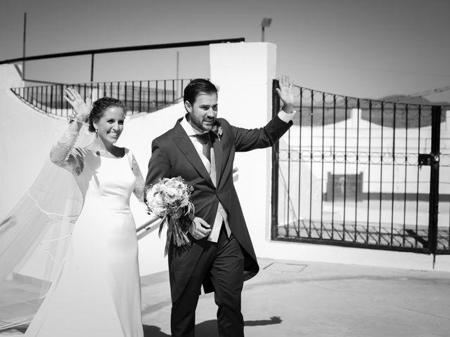 La boda de Carlos y Helena en Málaga, Málaga 44