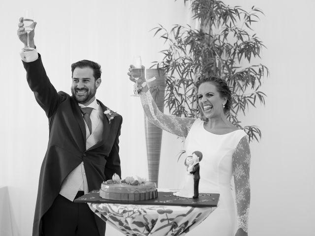 La boda de Carlos y Helena en Málaga, Málaga 52