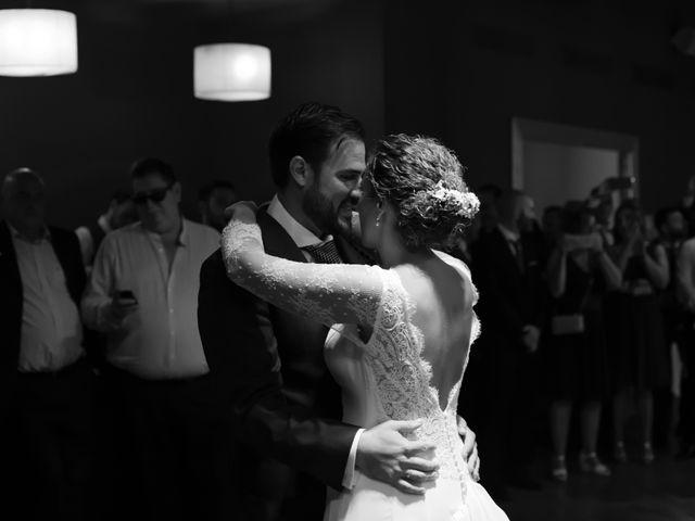 La boda de Carlos y Helena en Málaga, Málaga 56
