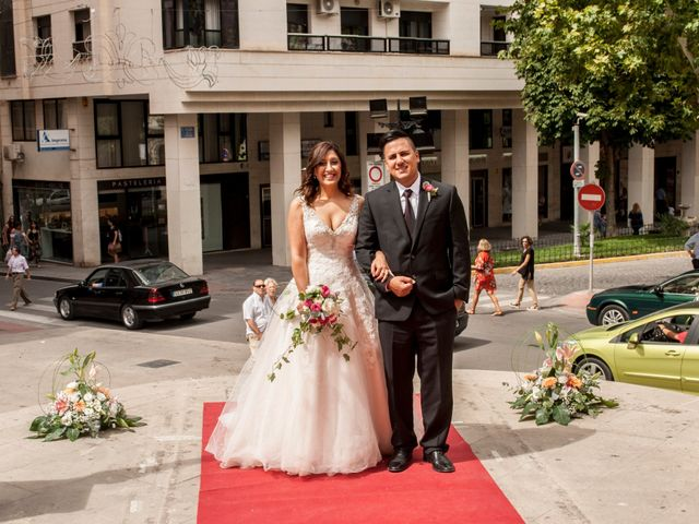 La boda de Fer y Gil en Albacete, Albacete 20