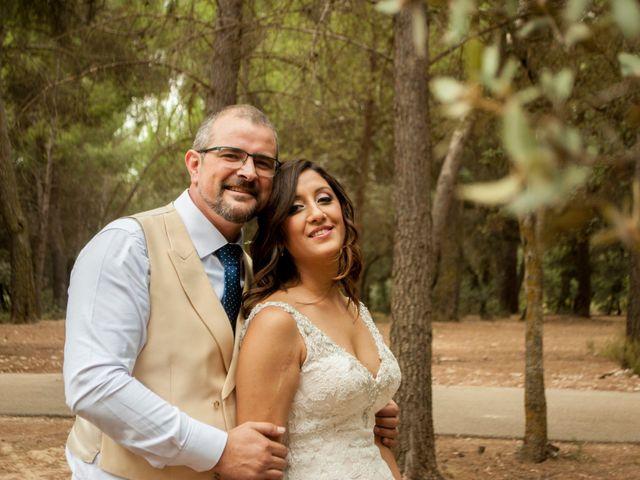 La boda de Gil y Fer
