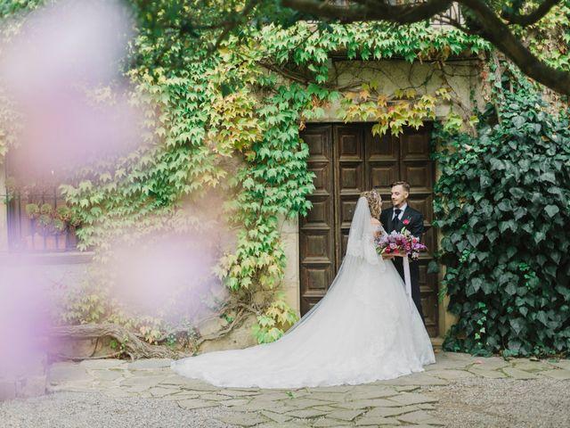 La boda de Vlad y Evgenia en Barcelona, Barcelona 78