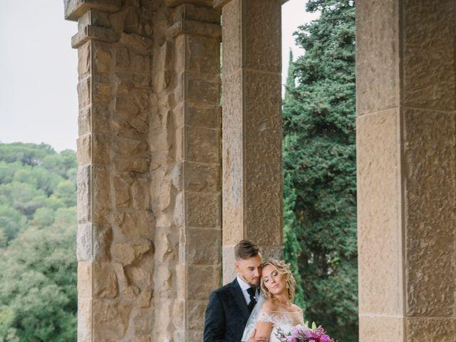 La boda de Vlad y Evgenia en Barcelona, Barcelona 103