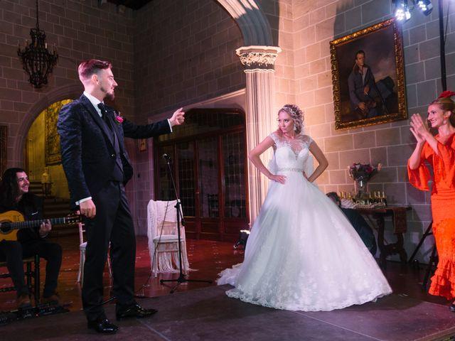 La boda de Vlad y Evgenia en Barcelona, Barcelona 123