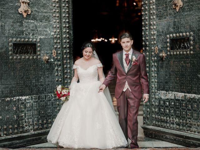 La boda de Aarón y Beatriz en Elx/elche, Alicante 8