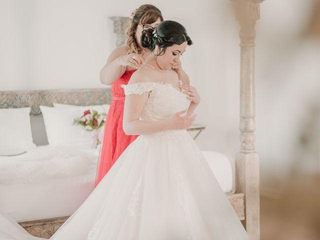 La boda de Aarón y Beatriz en Elx/elche, Alicante 17