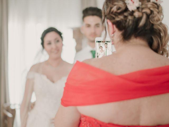 La boda de Aarón y Beatriz en Elx/elche, Alicante 18
