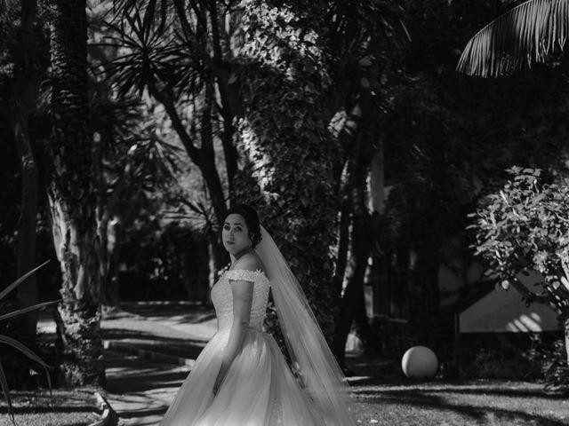 La boda de Aarón y Beatriz en Elx/elche, Alicante 19