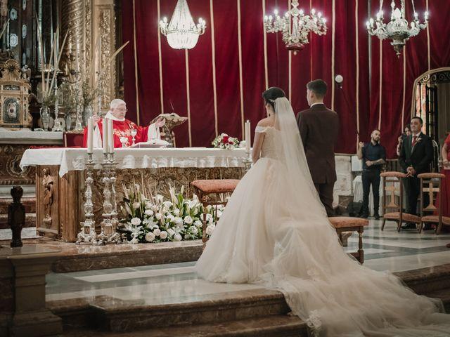 La boda de Aarón y Beatriz en Elx/elche, Alicante 21