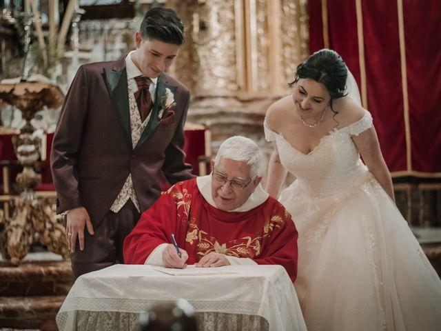 La boda de Aarón y Beatriz en Elx/elche, Alicante 22