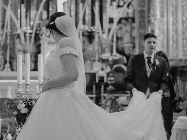 La boda de Aarón y Beatriz en Elx/elche, Alicante 23