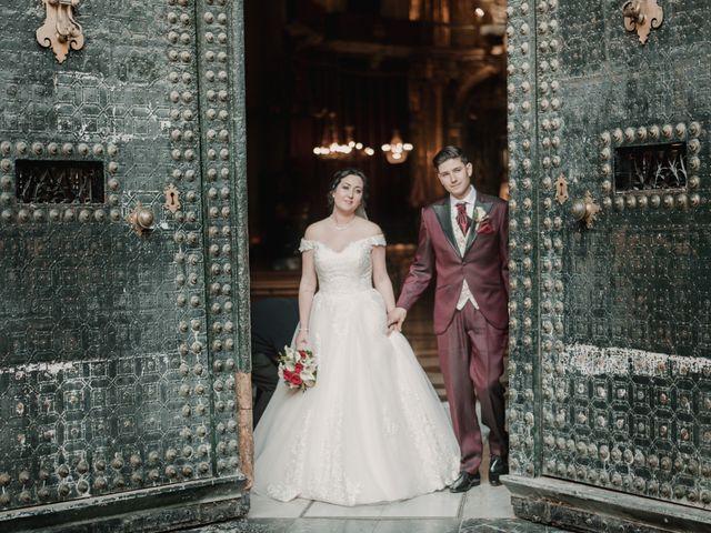 La boda de Aarón y Beatriz en Elx/elche, Alicante 24