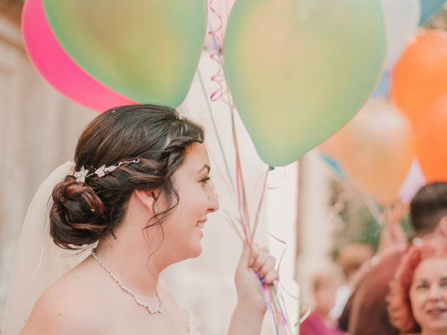 La boda de Aarón y Beatriz en Elx/elche, Alicante 25