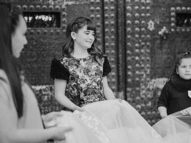 La boda de Aarón y Beatriz en Elx/elche, Alicante 26