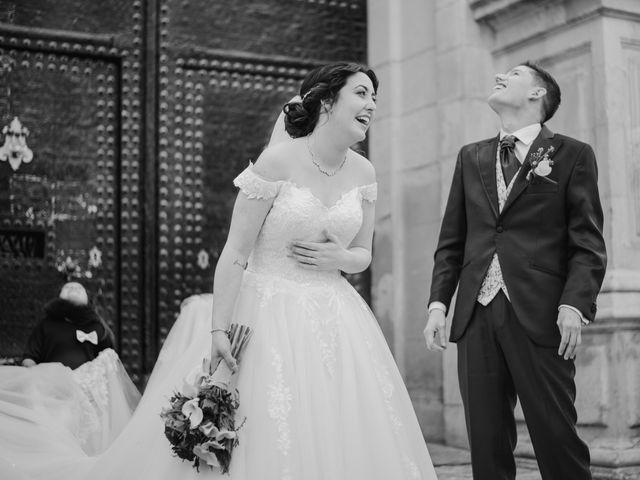 La boda de Aarón y Beatriz en Elx/elche, Alicante 29