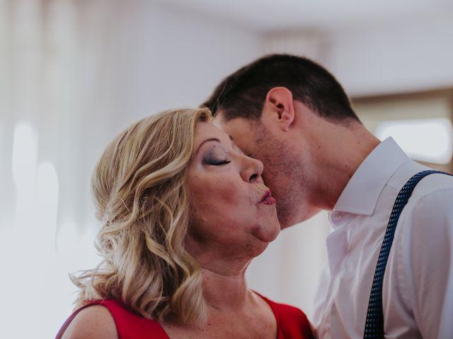 La boda de Alex y Sandra en Valencia, Valencia 11