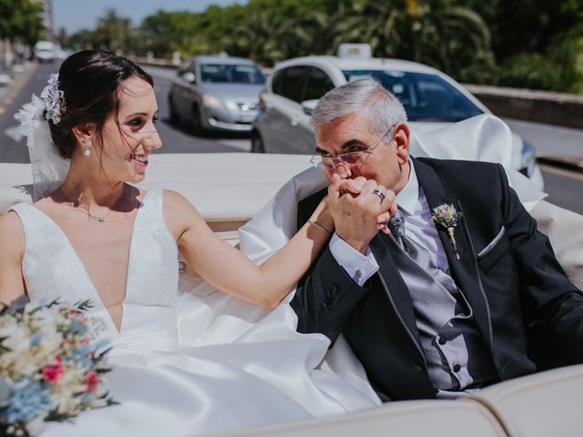 La boda de Alex y Sandra en Valencia, Valencia 75