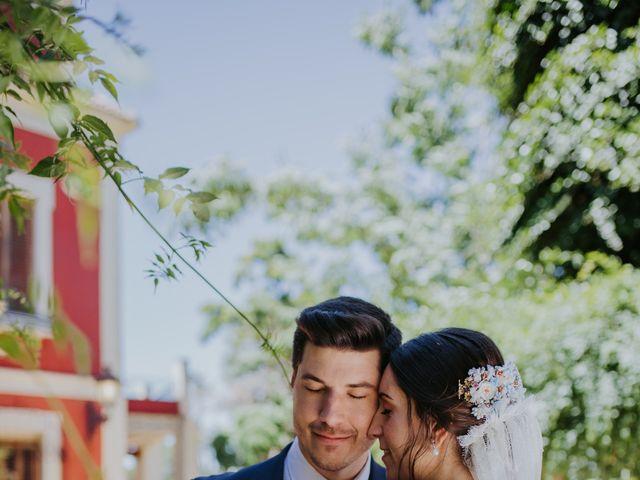 La boda de Alex y Sandra en Valencia, Valencia 118