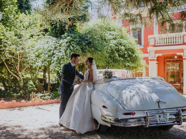 La boda de Alex y Sandra en Valencia, Valencia 123
