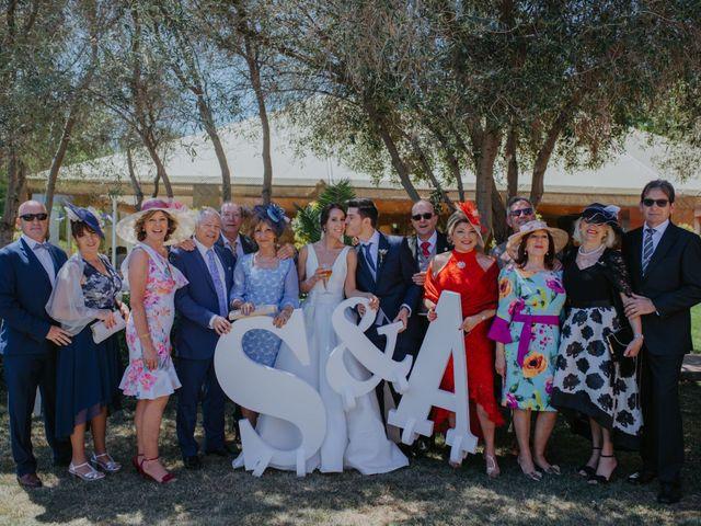 La boda de Alex y Sandra en Valencia, Valencia 133