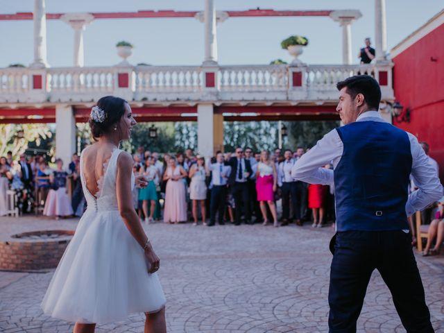 La boda de Alex y Sandra en Valencia, Valencia 153