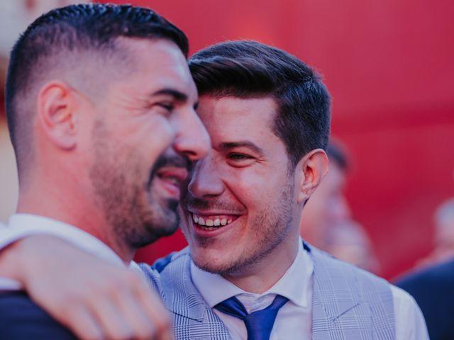 La boda de Alex y Sandra en Valencia, Valencia 158