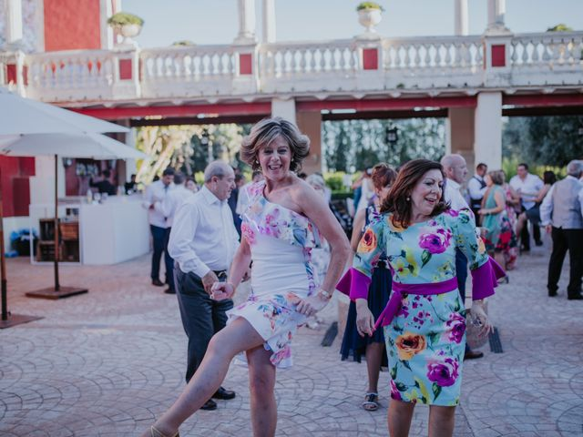 La boda de Alex y Sandra en Valencia, Valencia 169