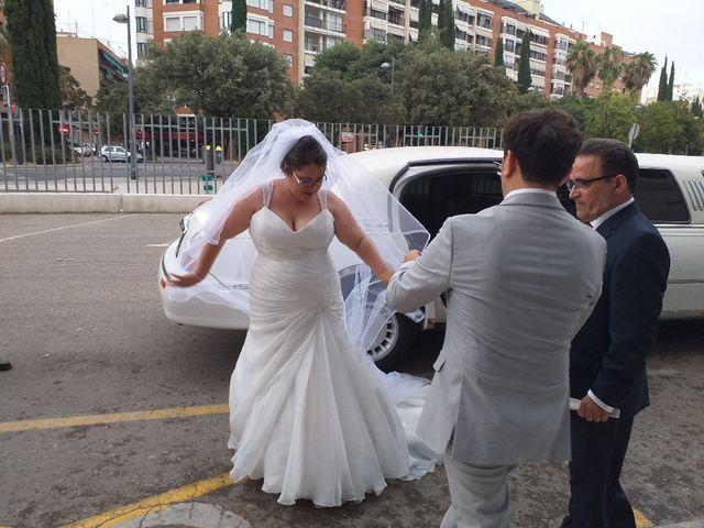 La boda de Manuel y Estefania en Valencia, Valencia 3