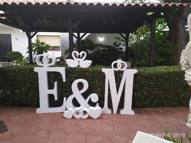 La boda de Manuel y Estefania en Valencia, Valencia 9