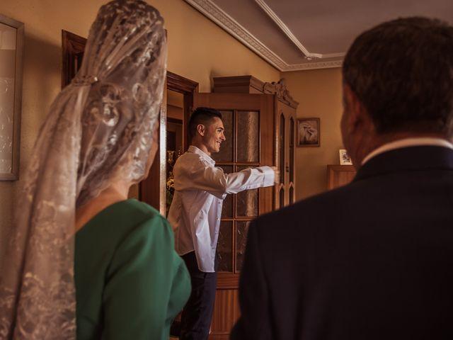La boda de David y Ruth en Quintana De La Serena, Badajoz 2