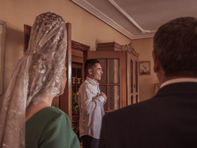 La boda de David y Ruth en Quintana De La Serena, Badajoz 7