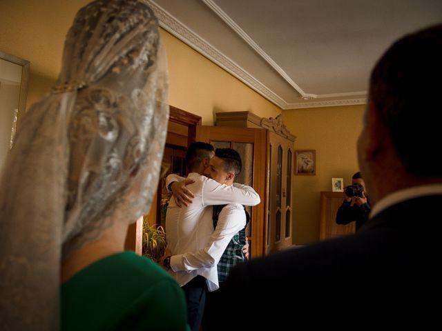 La boda de David y Ruth en Quintana De La Serena, Badajoz 9