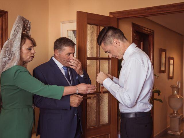 La boda de David y Ruth en Quintana De La Serena, Badajoz 13