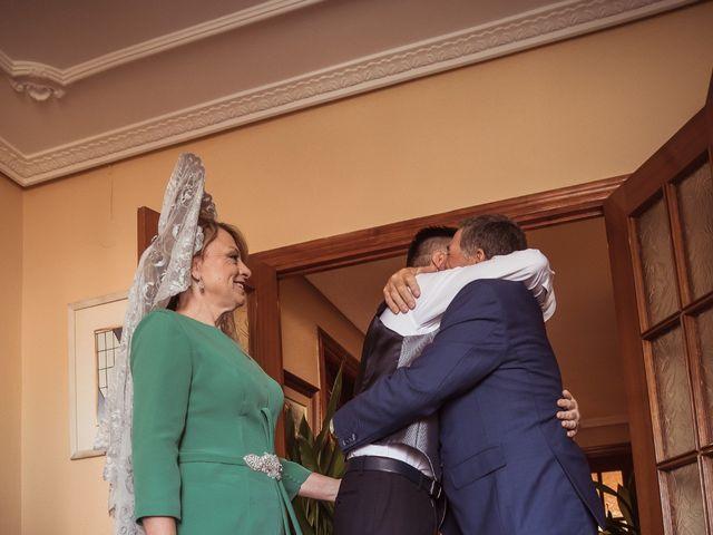 La boda de David y Ruth en Quintana De La Serena, Badajoz 16