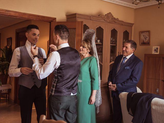 La boda de David y Ruth en Quintana De La Serena, Badajoz 17