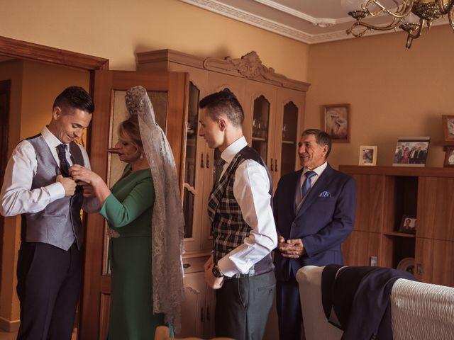 La boda de David y Ruth en Quintana De La Serena, Badajoz 18