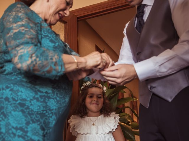 La boda de David y Ruth en Quintana De La Serena, Badajoz 19