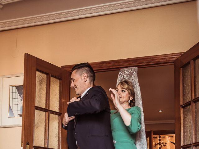La boda de David y Ruth en Quintana De La Serena, Badajoz 22