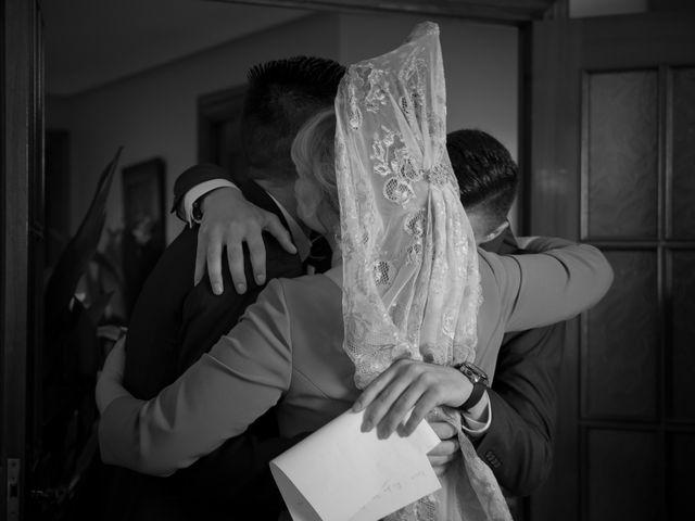 La boda de David y Ruth en Quintana De La Serena, Badajoz 31