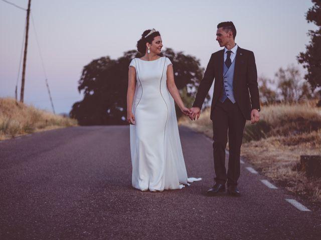 La boda de David y Ruth en Quintana De La Serena, Badajoz 39