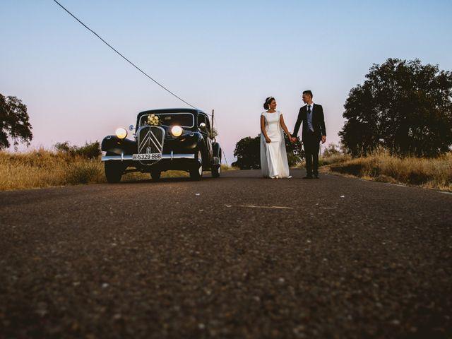 La boda de David y Ruth en Quintana De La Serena, Badajoz 1