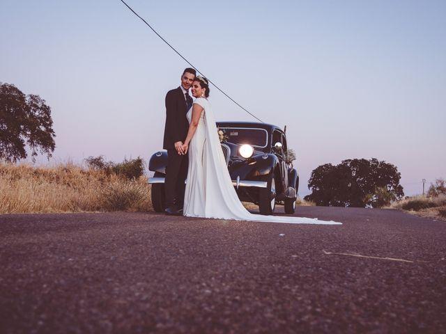 La boda de David y Ruth en Quintana De La Serena, Badajoz 41