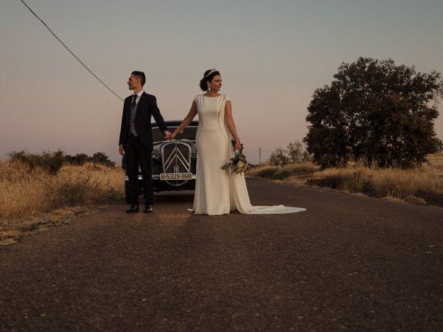 La boda de Ruth y David
