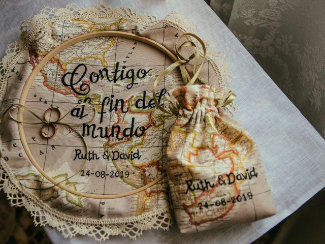 La boda de David y Ruth en Quintana De La Serena, Badajoz 50