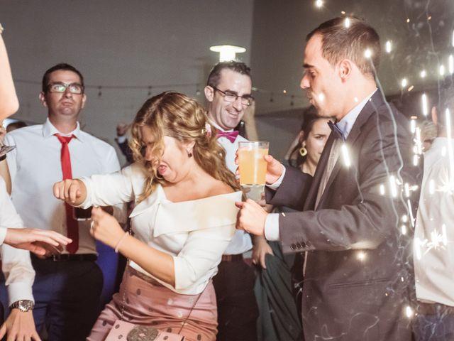 La boda de David y Ruth en Quintana De La Serena, Badajoz 59