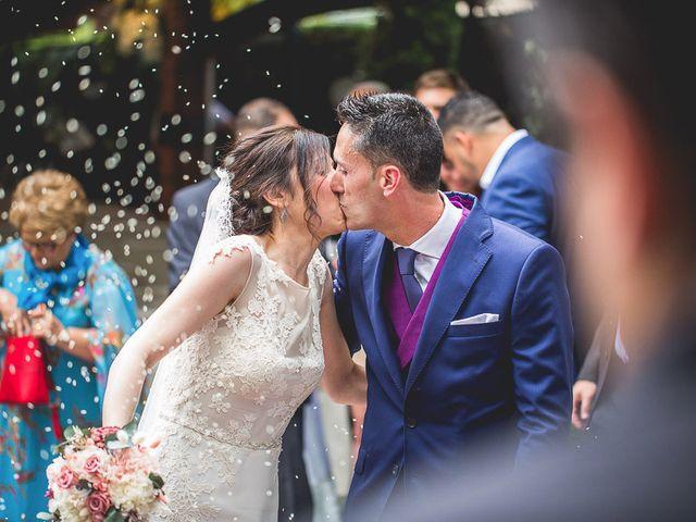 La boda de Daniel y Ilyana en Alcalá De Henares, Madrid 56
